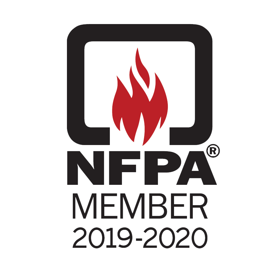 National Fire Protection Association Logo - click to visit site